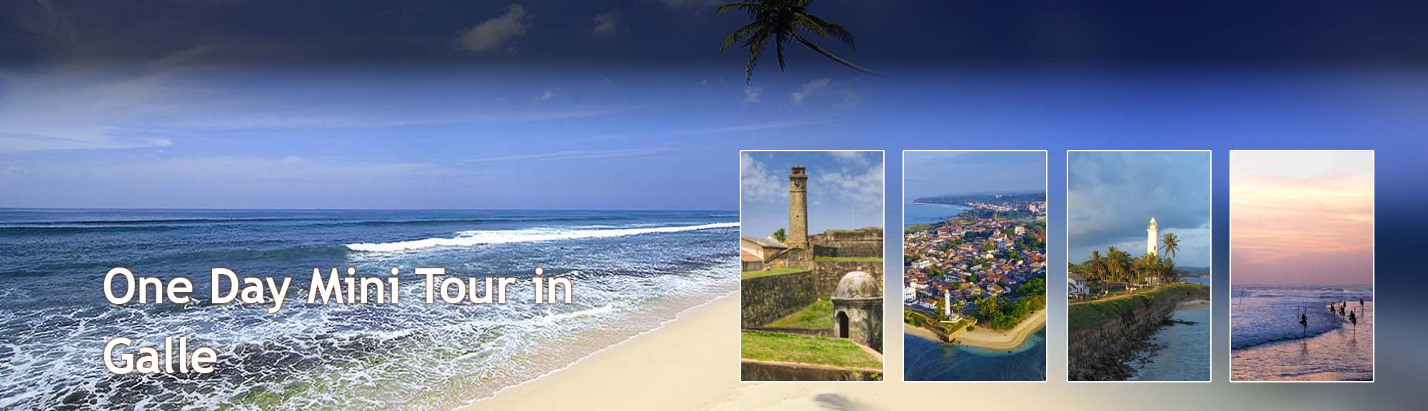 Galle-one day tour
